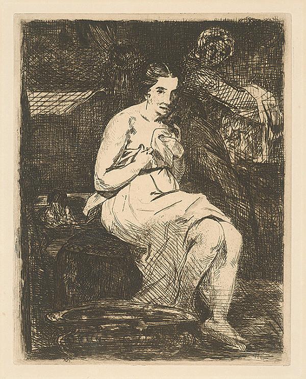 Edouard Manet - Toaleta