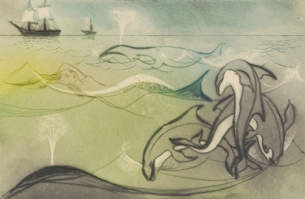 Mária Želibská – Delfíny