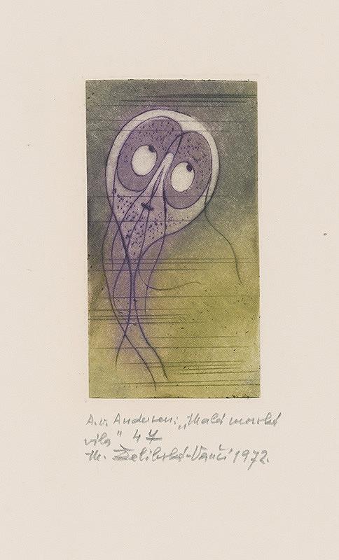 Mária Želibská – Medúza