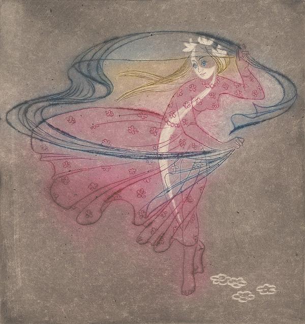 Mária Želibská – Tanec
