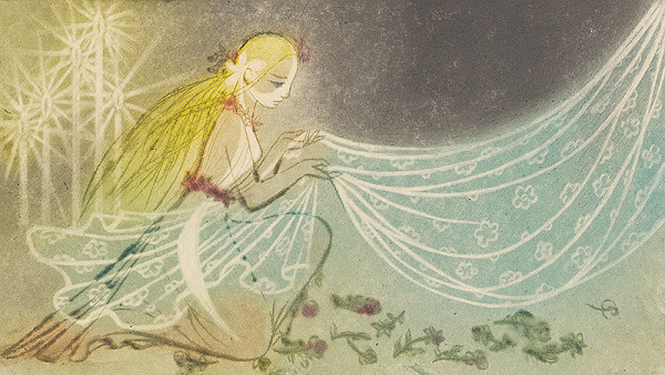 Mária Želibská – Závoj