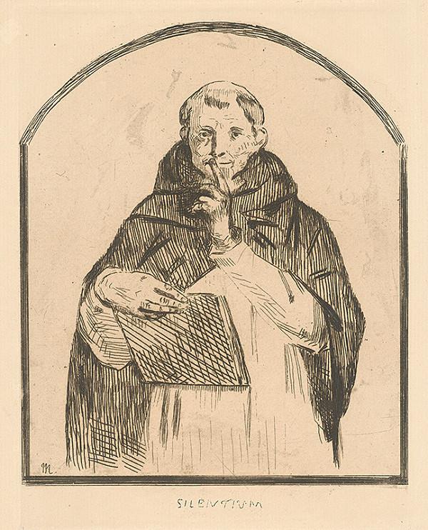 Edouard Manet – Silentium
