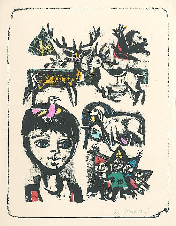 Jozef Baláž – Zvieratká