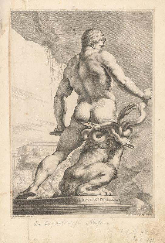 Richard Collin, Jacob von Sandrart – Herkules
