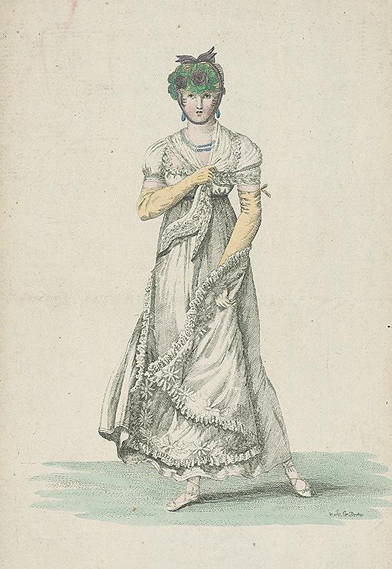 Západoeurópsky autor z 19. storočia – Ženská postava
