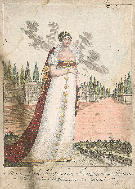 Stredoeurópsky autor - Cisárovna Mária Luiza