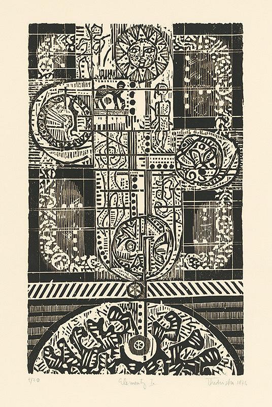 Ján Ondriska – Elementy I.