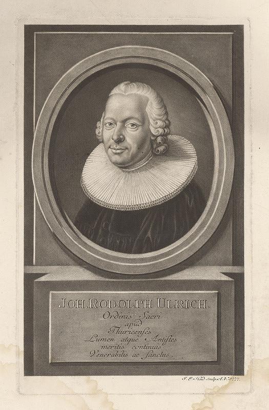 Johann Elias Haid – Johann Rodolph Ulrich