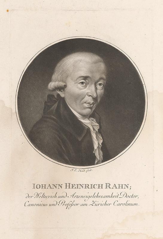 Johann Elias Haid – Johann Heinrich Rahn
