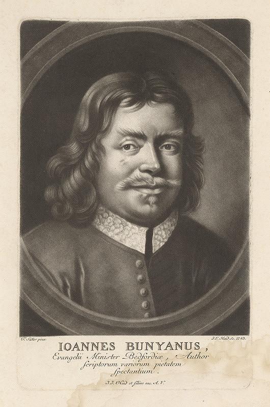 Johann Elias Haid, Thomas Sadler – Ioannes Bunyanus