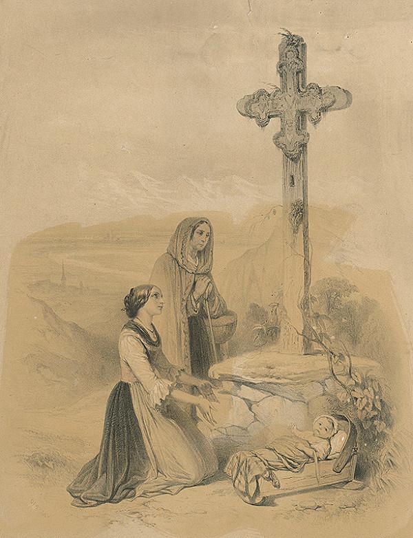 Théodore Valério – Modliace sa ženy