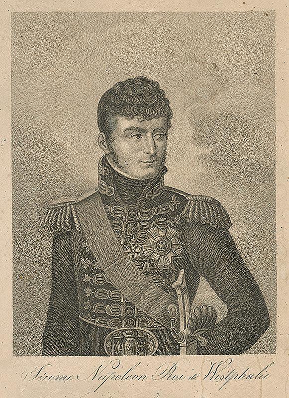 Stredoeurópsky autor z 1. polovice 19. storočia - Jérome Napoleón