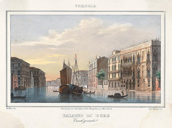 Alfréd Heinrich Pellegrini – Palác Doro