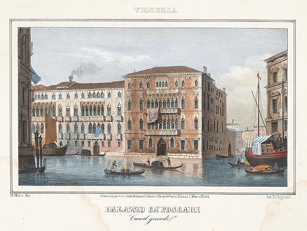 Alfréd Heinrich Pellegrini – Palác Foscari