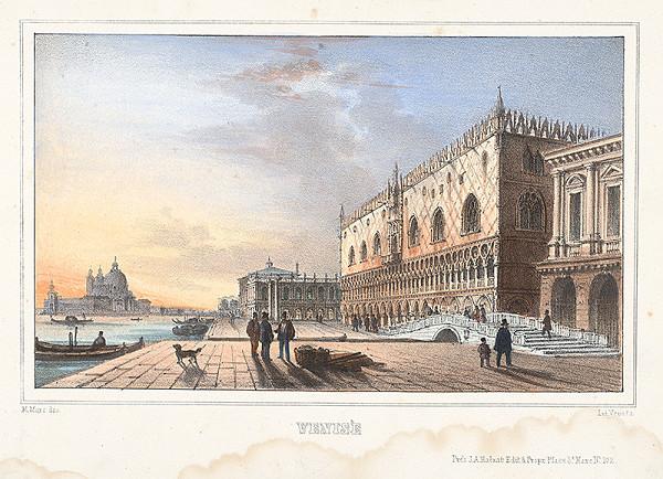Veneta, M. Moro – Benátky