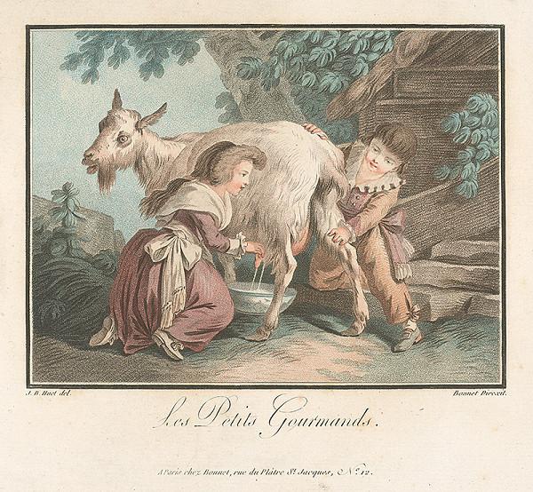 Jean Baptiste Huet, Louis Marin Bonnet – Malí gurmáni