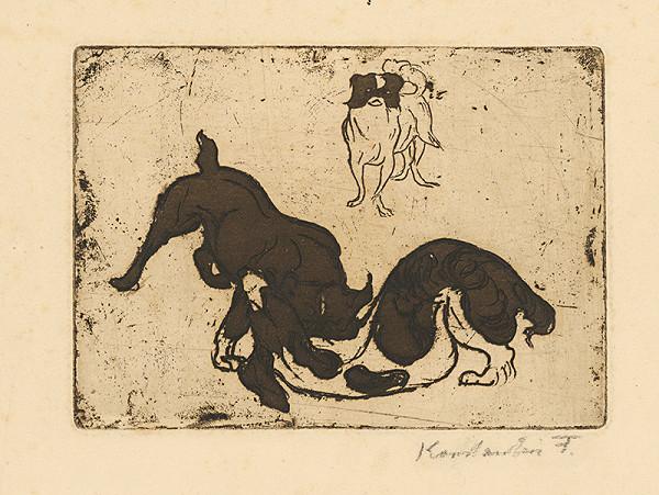 Frida Konstantin - Hrajúci sa psi