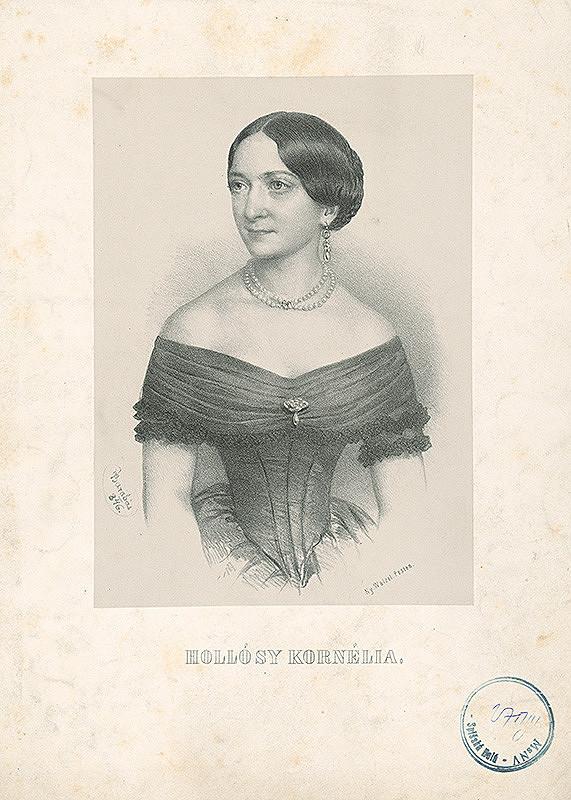 Miklós Barabás – Hollósy Kornélia