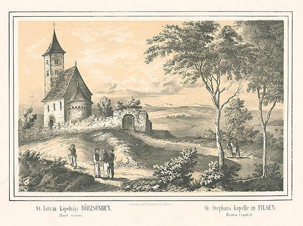Stredoeurópsky autor z 19. storočia - Kaplnka Svätého Štefana