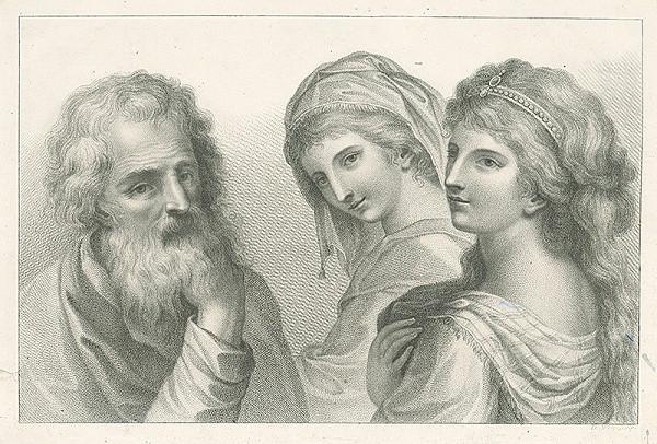 David Weis – Starec a dve ženy