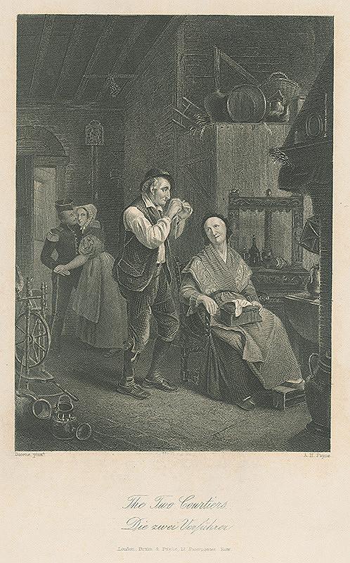 Albert Henry Payne, Maximilián Dasio - Dvaja zvodcovia