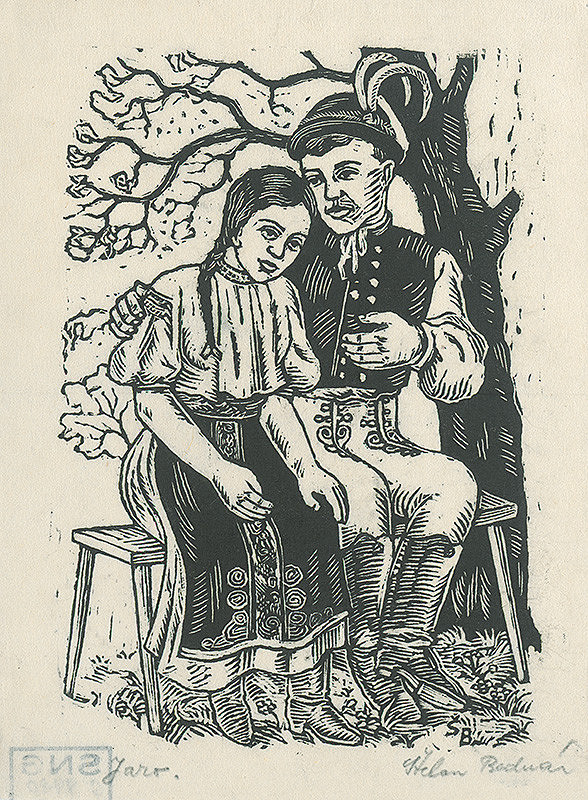 Štefan Bednár - Jar I.