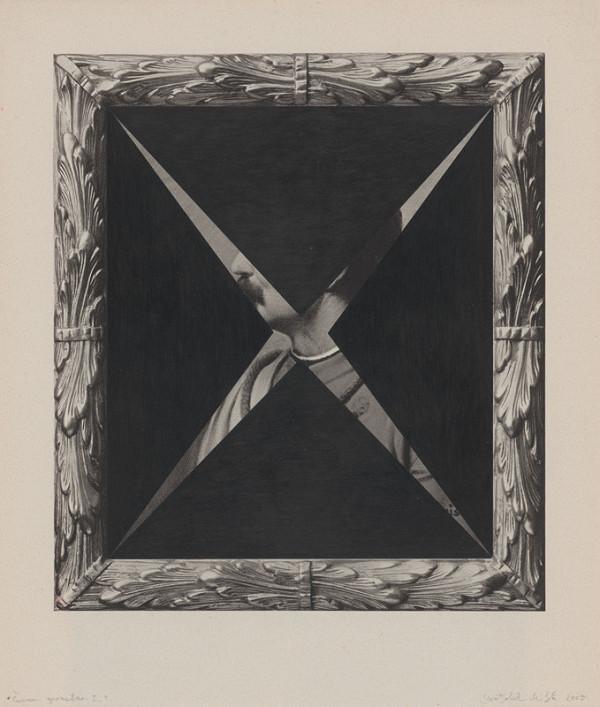 Svätopluk Mikyta – Bublina/Čierna geometria I.