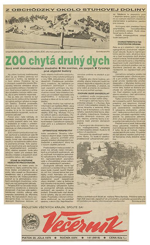 Peter Bartoš – Archív JK/ZOO chytá druhý dych