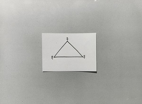 Július Koller – Archív JK/A=?,B=?,C=? (U.F.O.)