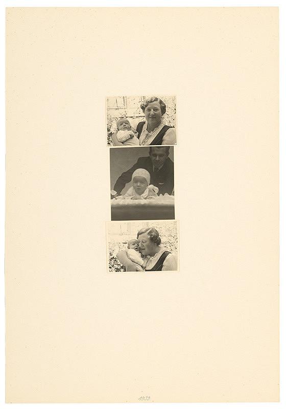 Július Koller – Archív JK/Portrét JK 1939