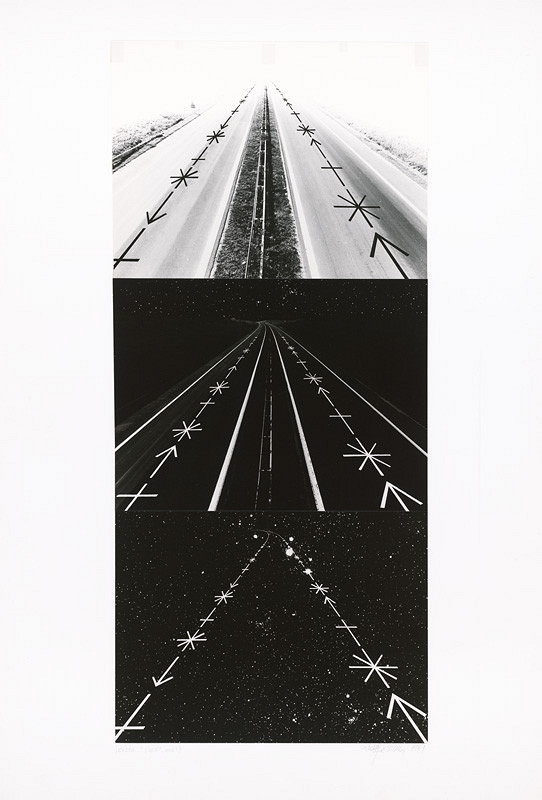 Rudolf Sikora – Cesta [Noc? Deň?]