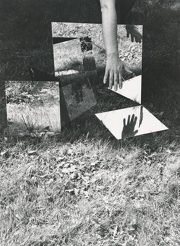 Alexandr Skalický – Zrkadlenie v tráve IX.