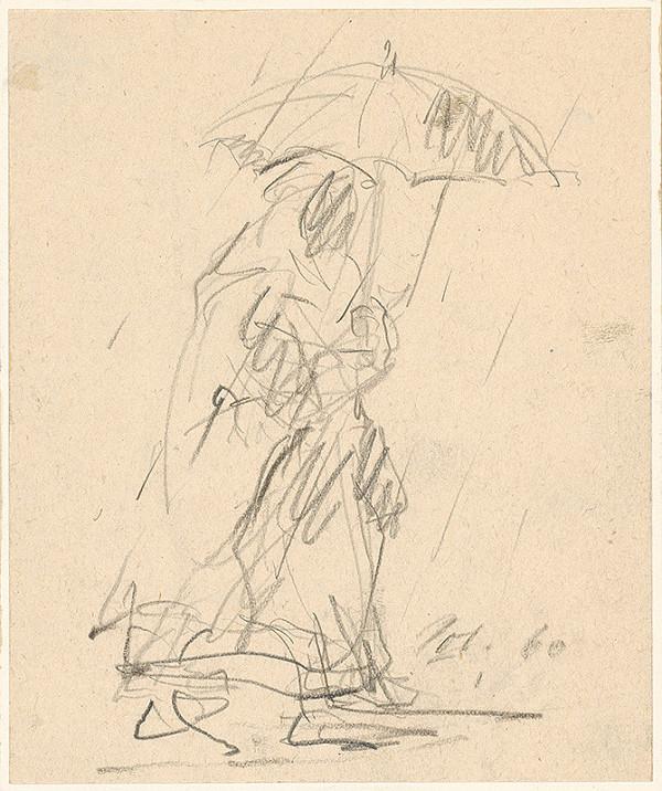 Imrich Polakovič – V daždi