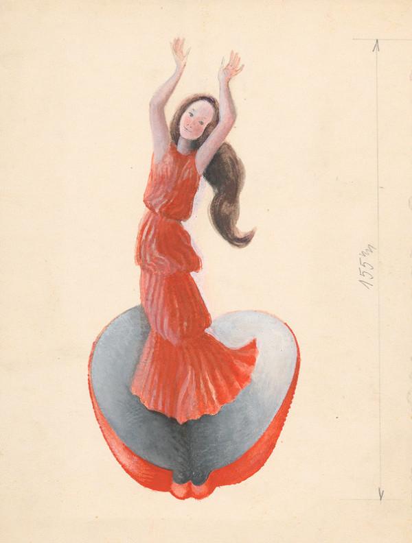 Viera Žilinčanová – Tanečnica