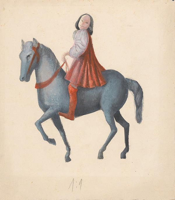 Viera Žilinčanová – Jazdec