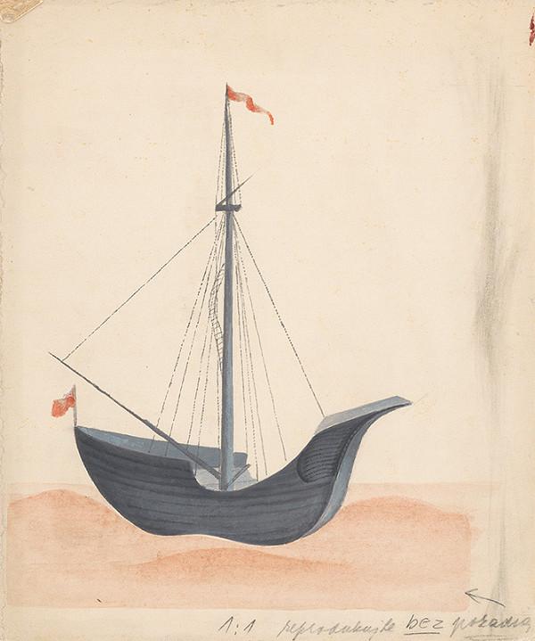 Viera Žilinčanová – Loď