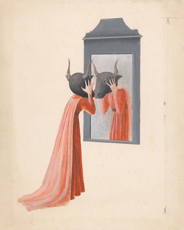 Viera Žilinčanová – Zrkadlo