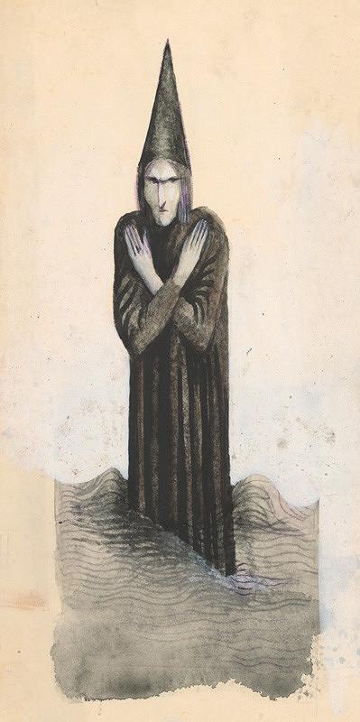 Viera Žilinčanová – Čarodejník