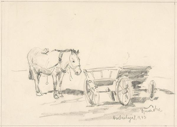 Anton Djuračka – Vypriahnutý kôň