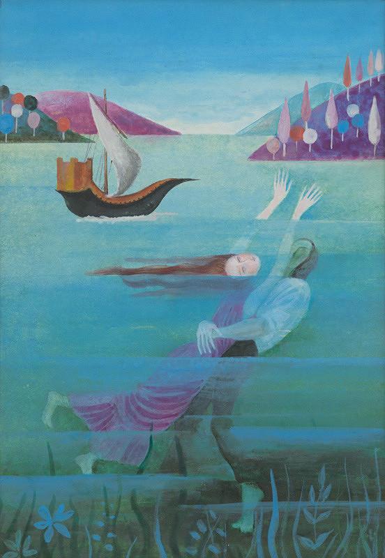 Viera Žilinčanová – Utopenie