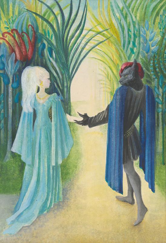 Viera Žilinčanová – Kráska a zviera