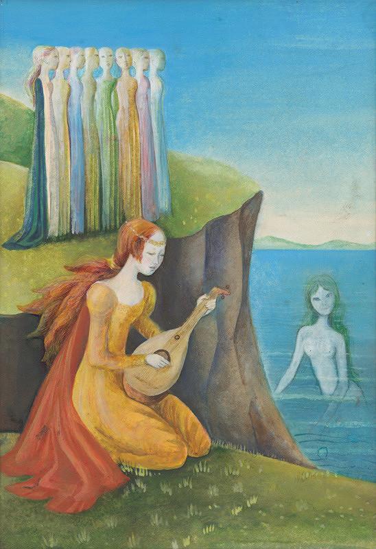 Viera Žilinčanová – Hudba
