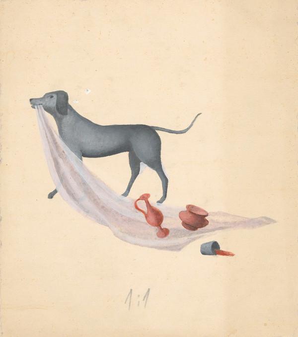 Viera Žilinčanová - Pes