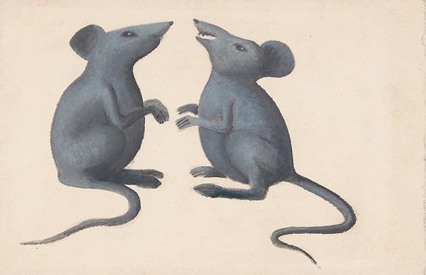 Viera Žilinčanová – Myši