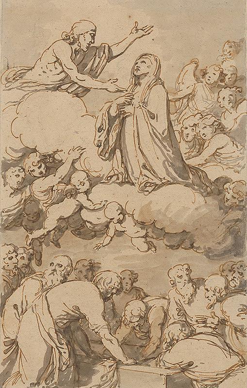 Guido Reni – Nanebevzatie Panny Márie