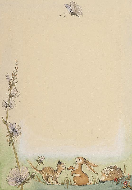 Mária Želibská – Kocúrik, zajac a jež