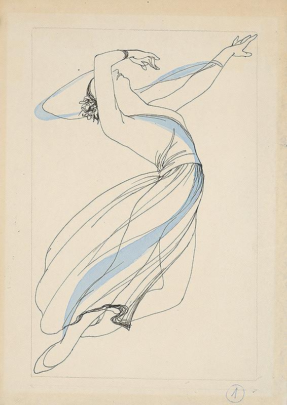 Mária Želibská - Tancujúca baletka