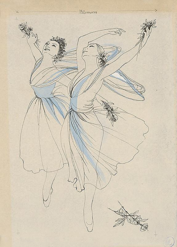 Mária Želibská - Dve baletky