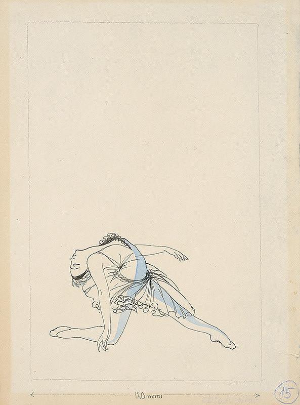 Mária Želibská – Baletka v záklone