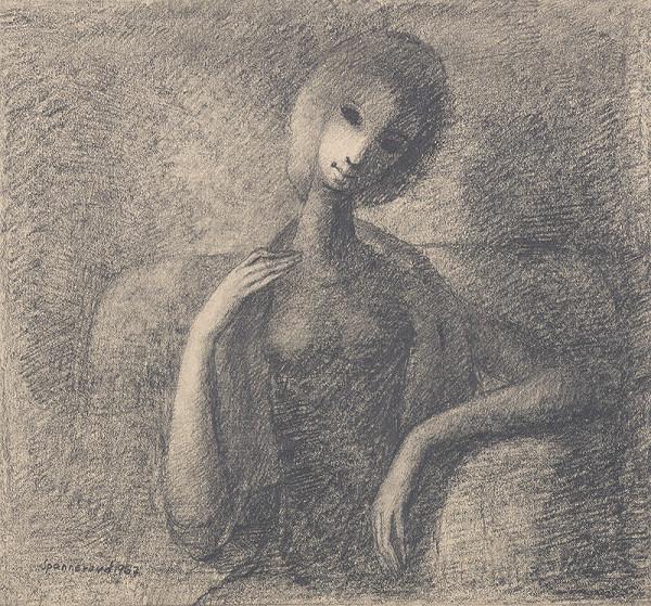 Edita Spannerová – Sediaca